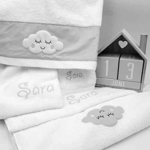 toallas nube
