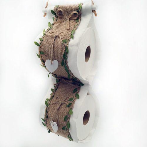 Porta Rollos Papel higiénico Bosco
